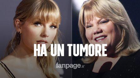 """Taylor Swift: """"Mia mamma ha un tumore al cervello. Lei è la mia guida, è un momento difficile"""""""