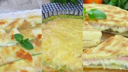 3 ricette veloci e gustose a base di zucchine da provare!
