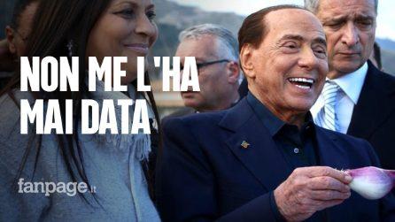 """Silvio Berlusconi in Calabria: """"Conosco Jole Santelli da 26 anni, non me l'ha mai data"""""""