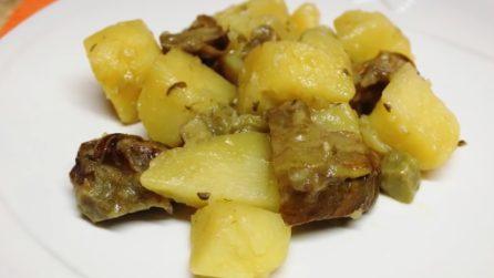 Carciofi e patate: la ricetta del contorno semplice e saporito