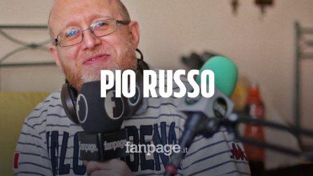 """""""Con la radio mi dimentico dei dolori"""", la sfida di Pio Russo alla malattia che lo blocca in casa"""
