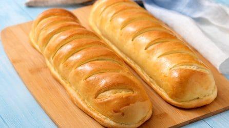 Pan de jamón: il pane farcito semplice e delizioso che conquisterà tutti!