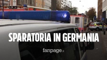 Sparatoria in Germania: almeno 6 vittime, arrestato probabile assalitore