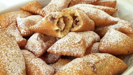 Frappe ripiene con ricotta e cioccolato: la ricetta semplice per averle perfette