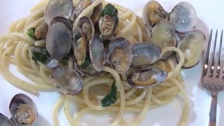 Spaghetti con le vongole: la ricetta per ottenere un ottimo sughetto