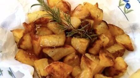 Patate al forno: il metodo infallibile per averle perfette
