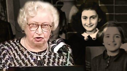 Miep Gies, la donna che salvò dai nazisti il diario di Anna Frank per donarlo a tutti noi