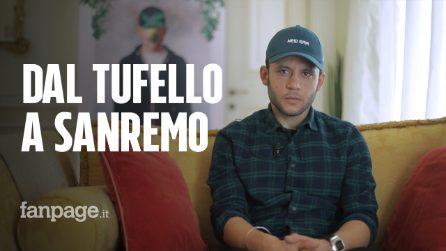 """Rancore a Sanremo: """"'Eden' canzone che ha un peso, il mio rap ha significato"""""""