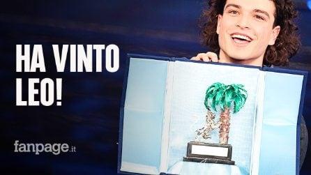 """Sanremo 2020, Leo Gassman vince le Nuove Proposte del Festival con """"Va bene così"""""""