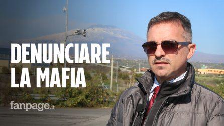 """Mario, imprenditore che si è ribellato al pizzo: """"Qui pagano tutti, anche lo Stato mi attacca"""""""