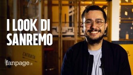 "LePerlediPinna commenta i look di Sanremo, ""Elodie il look più bello"""