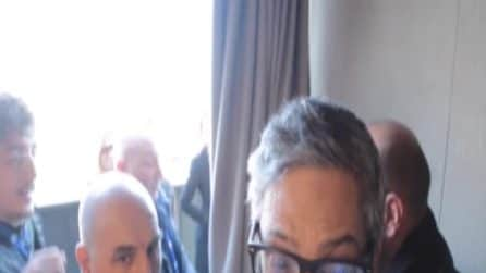 """Sanremo, Fiorello: """"Morgan un grande artista, non deve buttarsi via"""""""
