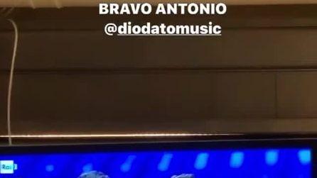 """Levante festeggia la vittoria di Diodato a Sanremo 2020: """"Felice per i nomi dei cantanti sul podio"""""""