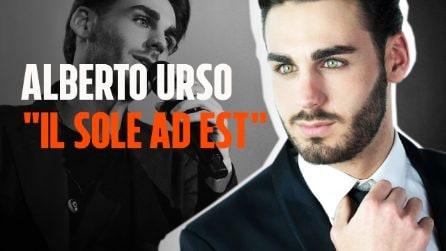 """Sanremo 2020, Alberto Urso: il significato della canzone """"Il sole ad Est"""""""