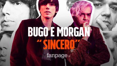 """Sanremo 2020, Bugo e Morgan: il significato della canzone """"Sincero"""""""