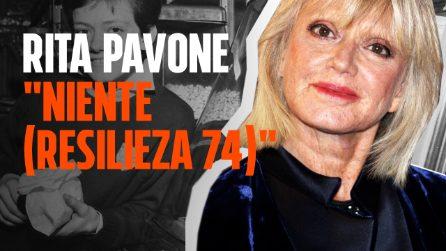 """Sanremo 2020, Rita Pavone: il significato della canzone """"Niente (Resilieza 74)"""""""