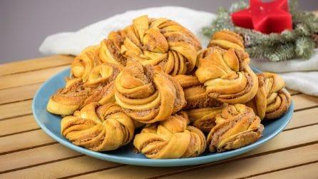 Girelle alla cannella: la ricetta del dolce soffice e profumato!