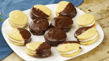 Biscotti bigusto: perfetti per una merenda sfiziosa e molto golosa!