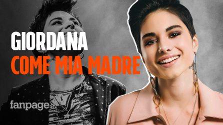 """Sanremo 2020, Giordana Angi: il significato della canzone """"Come mia madre"""""""