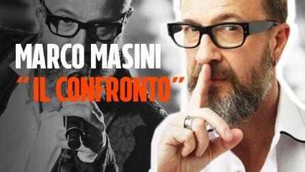 """Sanremo 2020, Marco Masini: il significato della canzone """"Il confronto"""""""