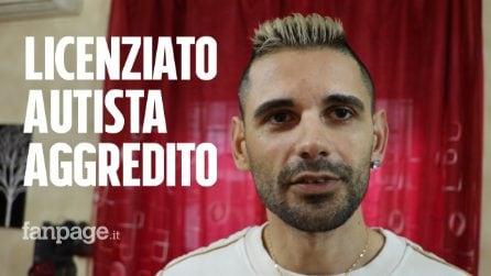 """Roma, autista licenziato dopo aggressione: """"Quasi cieco da un occhio mi hanno mandato via"""""""