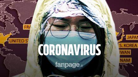Coronavirus, 1700 nuove persone infette. Le immagini dalla città fantasma di Wuhan