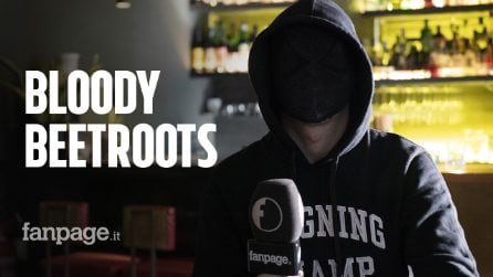 """The Bloody Beetroots: """"Con la maschera diventi un supereroe, ma oggi è scontata"""""""