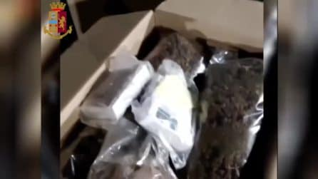 Gorgonzola, nascondeva nel box 35 kg di droga: arrestato pregiudicato 47enne