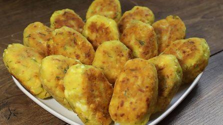 """Crocchette di patate """"gonfie"""": la ricetta per averle perfette e gustose"""