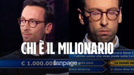 """Chi è Enrico Remigio, che ha vinto un milione di euro a """"Chi vuol essere milionario"""""""