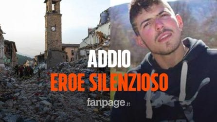 """Morto a 23 anni Emiliano Stecconi: era uno degli """"eroi silenziosi"""" del terremoto di Amatrice"""