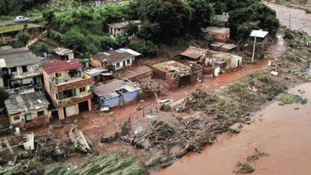 Brasile, piogge violentissime: almeno una trentina i morti