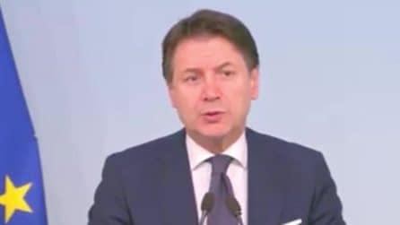 """""""Anche in Italia 2 casi accertati di Coronavirus"""", l'annuncio in conferenza del Premier Conte"""