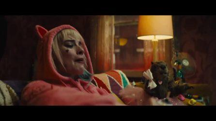 Birds of Prey (e la fantasmagorica rinascita di Harley Quinn): il trailer italiano