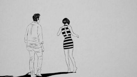 Cercando Valentina - Il mondo di Guido Crepax: il trailer ufficiale