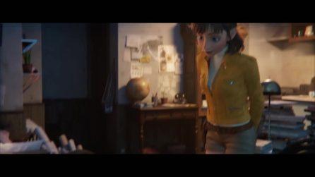 Lupin III - The First: il trailer italiano