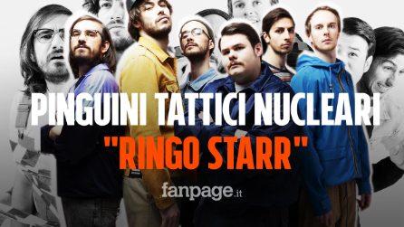 """Sanremo 2020, Pinguini Tattici Nucleari: il significato della canzone """"Ringo Starr"""""""