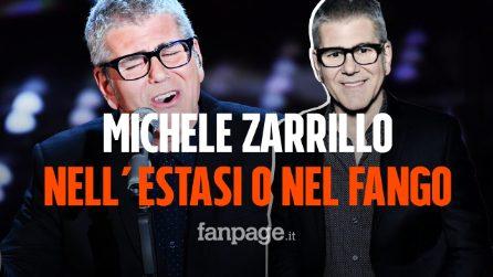 """Sanremo 2020, Michele Zarrillo: il significato della canzone """"Nell'estasi o nel fango"""""""