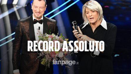Sanremo 2020, è record di ascolti con il 60,6% di share: ecco tutti i dati nel dettaglio