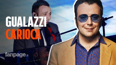 """Sanremo 2020, Raphael Gualazzi: il significato della canzone """"Carioca"""""""