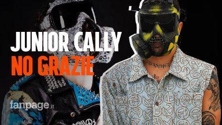 """Sanremo 2020, Junior Cally: il significato della canzone """"No Grazie"""""""