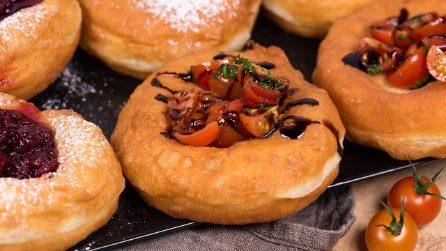 Pizzelle fritte: morbidi e saporite, possono essere farcite come preferite!