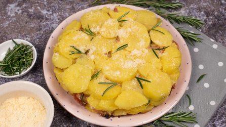 Torta di patate in padella: si prepara in soli 20 minuti!