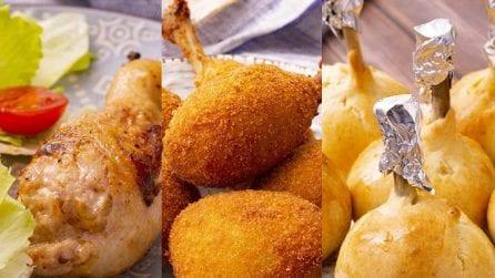 3 ricette con il pollo che lasceranno tutti senza parole!