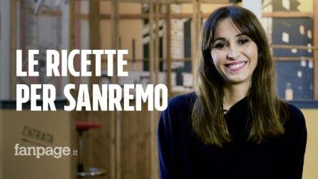 Benedetta Parodi, le ricette per Sanremo 2020