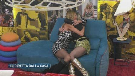 Grande Fratello VIP, Adriana Volpe avvisa Antonella Elia sul gossip di Pietro