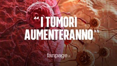 """L'Oms avvisa: """"I tumori aumenteranno del 60% nei prossimi 20 anni"""""""
