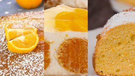 3 dolci con i mandarini che non vedrete l'ora di testare!