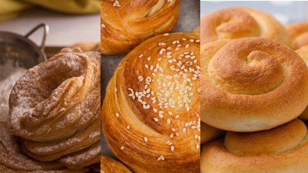 3 ricette per dei dolci soffici e saporiti, ideali per la colazione!