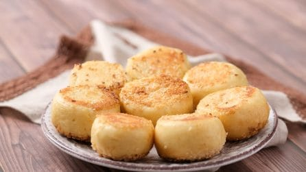 How to make delicious buns in a pan!